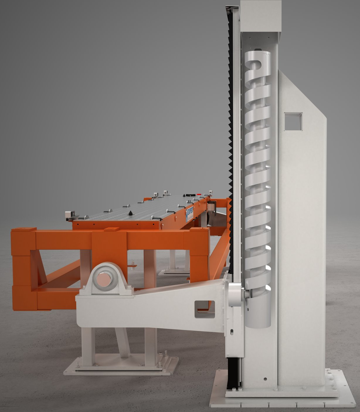 HDE Lift and Rotate Unit - EXPERT TÜNKERS